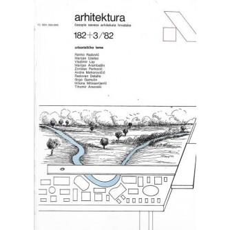 Arhitektura časopis 182+3/1982